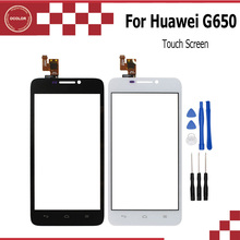 ocolor For Huawei G630 Touch Panel Good Touch Screen Digitizer Sensor Replacement For Huawei Ascend G630 phone Accessories(China)