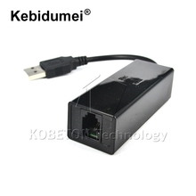 USB 56K V9.2 External Dial Up Voice Fax Data TAM Modem ITU-TV with RJ11 Telephone cable 1M for Windows XP 7 Win 8 Linux(China)