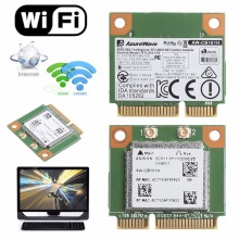 Dual Band 2.4+5G 433M 802.11a/b/g/n/ac WiFi Bluetooth 4.0 Wireless Half Mini PCI-E Card For Realtek RTL8821AE AW-CB161H