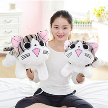 1pc 20cm Cheese Sweet Home Plush Toys Cute Cat Pillow Stuffed Plush Doll Gifts for Girls and Kids 4 Expressions