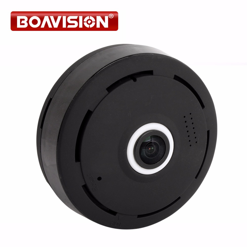 1.3MP IP Camera WI-FI HD VR MINI 960P Camera Fisheye 360 Degree  P2P APP Surveillance Wireless Security Camera V380 VIEW<br>