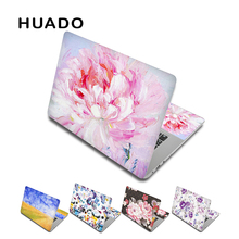 "Buy Flower Laptop skin decal notebook sticker 13 15 15.6 inch laptop skin lenovo/xiaomi air /macbook/asus 17"" for $6.18 in AliExpress store"