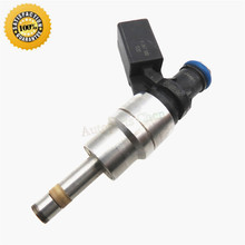Hight Quality Fuel Injector NOZZLE for A3 A4 A6 TT VW Eos Golf Jetta Mk5 Passat 06F 906 036 A 06F 906 036A 06F906036A