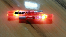 3PK New product plastic Archery hunting lighted led arrow nock for hunting(China)