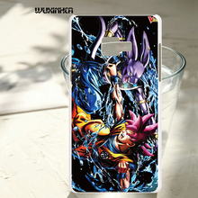 WUXINHCA For Samsung Galaxy A7 2016 A710 A710F A7100 5.5'' Dragon Ball series Cell Phone Back hard plastic Cover(China)