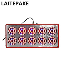 LAITEPAKE Apollo 10 750W LED Grow Light kit Full Spectrum With  Lens Plants Grow Faster Flower Bigger  High Yield  Hot style
