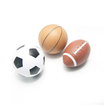 New Classic Mini Inflatable Rubber Ball Soccer Basketball/Football/Rugby Kids Children Kindergarten Stress Outdoor Sport Toys(China)