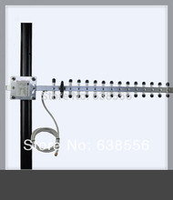 Factory price !!!!New Arrival 3G (1920-2170mhz) 15dbi 15units booster yagi antenna for huawei router