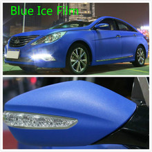 Buy 20cmx152cm Car Carbon Fiber Vinyl Film Car Sticker Plating Matte blue Ice Film Vinyl Auto Wrapping Vinyl Fiber Motocycle Laptop for $6.56 in AliExpress store