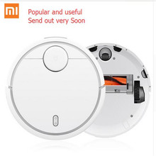 2017  XIAOMI MI Robot Vacuum Cleaner for Home Automatic Sweeping Dust Sterilize Smart Planned Mobile App Remote Control