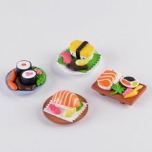 wholesale Japnese original genuine bulks Kirin Sushi Candy Food Toys match sylvanian families accessories furniture toys
