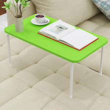 Fashion Portable Folding Laptop Table Picnic Folding Table Laptop Table Stand Computer Notebook Bed Tray SE28(China)