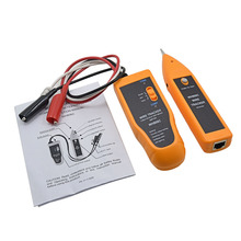 Professional WH806C Cable Tester Cat5 Cat6 RJ11 RJ45 Crimper Lan Wire Tracker Diagnose Tone Network Tool