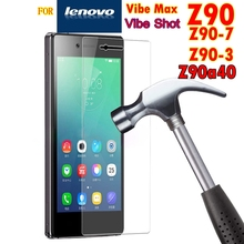 Buy z90 Tempered Glass Lenovo Vibe Shot Z90 Z90-7 Z90-3 Shot Vibe Max Z90a40 Screen Protector Film Case Lenovo mobile phone for $1.81 in AliExpress store