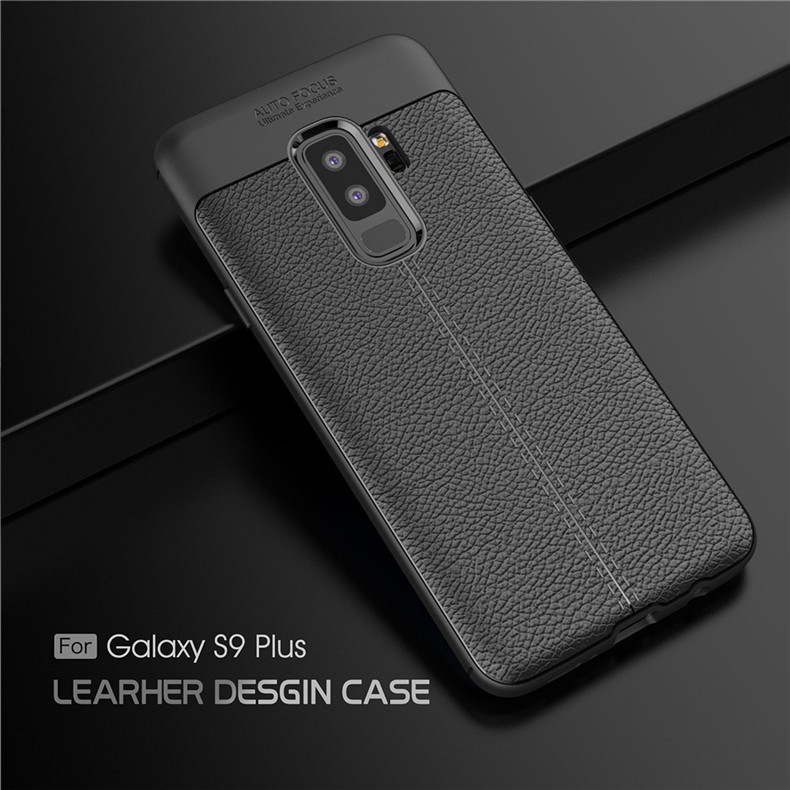 Lenuo case for Samsung Galaxy S9 Plus explosion-proof TPU soft mobile phone cover for Samsung Galaxy S9+ silicone shell cases 1