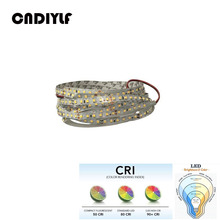 Day Light 5000K CRI>80 1800lm/m DC 12V 24V 2835/5730/5630 SMD LED Strip Light No Waterproof High Quality Special For Commercial(China)