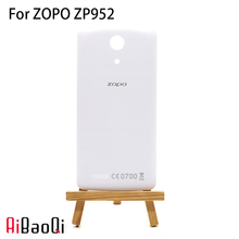 New Original ZOPO ZP952 battery case Protective Battery Case Back Cover 5.5 inch ZOPO ZP952/Speed 7 Plus Phone+3M adhesive