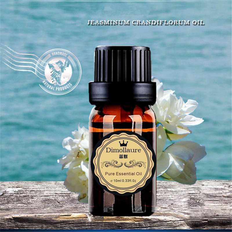Dimollaure Jasmine Essential Oil Relax emotions fragrance lamp humidifier Aromatherapy essential oil 2