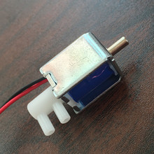 6Vdc Solenoid valve 3Way air release valve OD3.5mm connect 0-350mmhg(China)