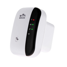 300Mbps 802.11 Wifi Repeater Wireless-N AP Range Signal Extender Booster Wireless Wifi Extender Repeater RJ-45 Networking Cable