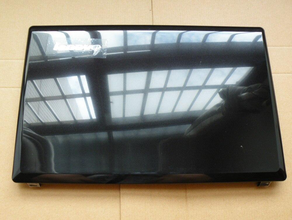 New/Orig Lenovo G580 G585 Lcd rear back cover top lid case Baking varnish<br><br>Aliexpress
