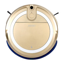 JISIWEI I3 Vacuum Cleaner Robot With Wet and Dry function Suitable for Different Floor(China)