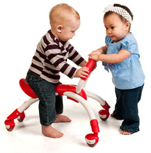 fashion infants and young children multifunctional baby walker with 4 wheels 360 Slippery balanced car 9-36 months baby