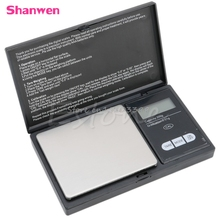 0.01g / 200g Gram Mini Digital LCD Balance Weight Pocket Jewelry Diamond Scale #G205M# Best Quality