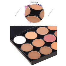 15 Colors Charming Matte Eyeshadow Palette Makeup Eyeshadow Palette Cosmetics Professional Perfect Multi-Colored Waterproof(China)