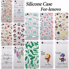 "Buy Soft TPU Case Lenovo Vibe K5 / K5 Plus Lemon 3 A6020a40 A6020 A40 Fashion Silicone TPU Case Cover Lenovo Vibe K5 Plus 5"" for $1.14 in AliExpress store"