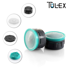 Water Saving Faucet Aerator 6L Core Part Eco-Friendly Spout Bubbler Filter Accessories Special offer ON SALE(China)