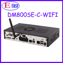 1pc DM800 se Internal Wifi dvb-c Cable Receiver 300mbps WLAN Inside enigma2 linux os DM800 HD se Wifi D13 Version at stock