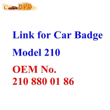 210 W210 Bonnet Hood Star Emblem Badge W202 W204 W221 W208 W220 New and Boxed Free Shipping