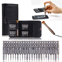 25 in1 Precision Torx Screwdriver Set High Quality Precision Screwdrivers for Cell Phone Repair Tools(China)