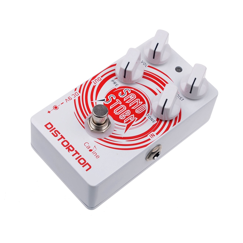 CP-27 SAND STORM Distortion Guitar Effects Caline CP27 Guitar Pedals Effect Pedals Free Ship<br><br>Aliexpress