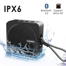 Avantree QUALITY Waterproof Bluetooth Shower Speaker,Bathroom Beach Outdoor Home Use, IPX6,wireless speaker(China)