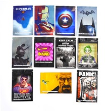 100 pcs 8.5x13 cm (3.3''x5.1'') Zip lock Pouches Aluminum Mylar Foil Food Bags 5~10 grams Customized Printed Bags Free Shipping