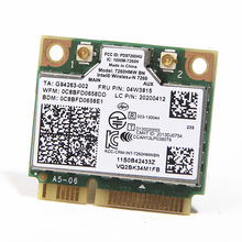 New For IBM Lenovo Thinkpad Intel Wireless-N 7260 7260HMW 300Mbps Wifi Bluetooth BT4.0 Half Mini PCI-E Wlan Card FRU:04W3815(China)