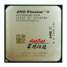 AMD Phenom II X4 965 3.4 GHz Quad-Core CPU Processor HDZ965FBK4DGM Socket AM3(China)