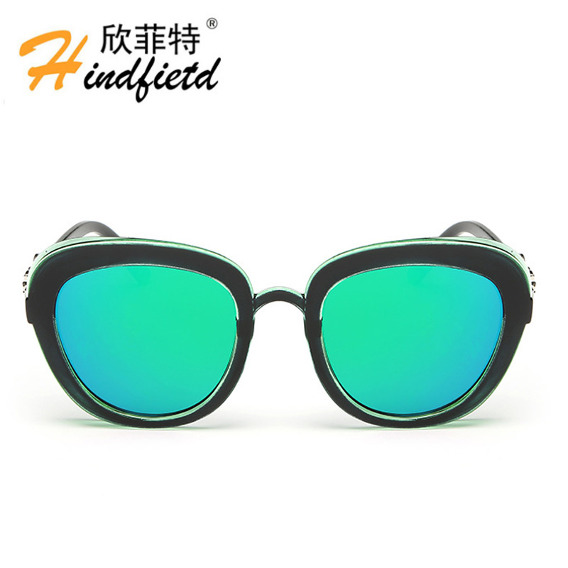 2016 new fashion Sunglasses men/women Gafas Oculos animal ornament frame glasses<br><br>Aliexpress