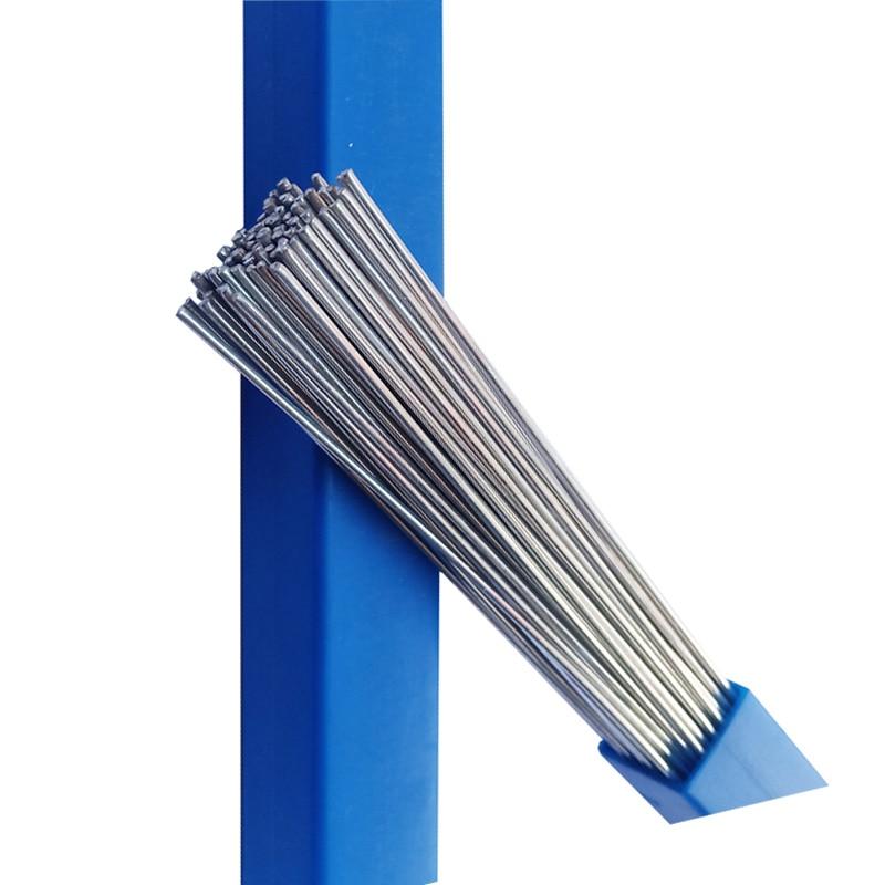 alambre de soldadura de aluminio de baja temperatura sin necesidad de polvo de soldadura Barras de reparaci/ón de aluminio 10, 1.6mm