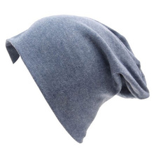 2016 New Unisex Solid Knit Beanie Hat Winter Sports Hip Hop Caps for Men and Women Bonnet Gorros 20 Colors for Choose(China)