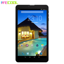 High Quality WeCool 7 inch 3G Tablet PC with IPS 1280x800 Resolution Android OS Quad Core Dual SIM GSM & WCDMA Phone Call Tablet