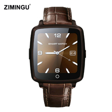 ZIMINGU 2017 New Smart Watch U11c Smartwatch Bluetooth for Android Smart Clock Mp3/Mp4 Facebook WhatsApp Android Watch Phone