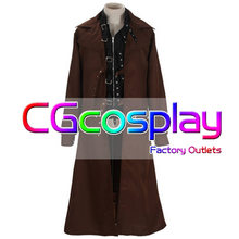 Free Shipping Cosplay Costume HELLSING Seras Victoria New in Stock Retail / Wholesale Halloween Christmas Party Unifrom