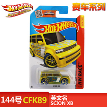 Hotwheels cars miniatures hot sale Original race cars scale models mini alloy cars toy for boys hobby collection(China)