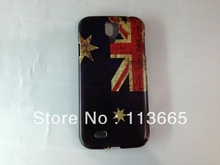 Free shipping Retro Australia flag case for for Samsung Galaxy SIIII S4 i9500  #0901