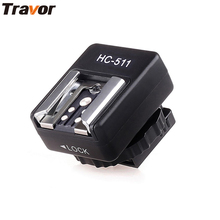 Buy Travor HC-511 hot shoe adapter converter Canon Flash Sony MIS hot shoe Camera for $8.08 in AliExpress store