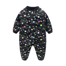 Unisex Baby Clothes Baby Boy Girl Footed Rompers Infant Animal Baby Romper Long Sleeve Fleece Sleep Clothes Baby Pajamas Newborn(China)