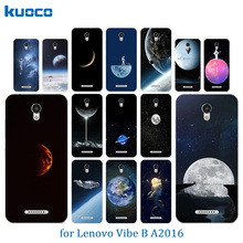 Buy Lenovo Vibe B A2016 A1010 A20 Plus APlus A1010a20 1010 A2016A40 Soft Phone Cases Silicone Space World Pattern Cover for $1.46 in AliExpress store